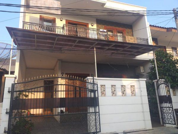 Rumah Sunter Kirana 160m2