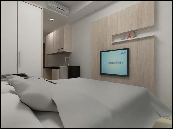 Apartemen Puri Mansion Tipe Studio Fullfurnish Pm415