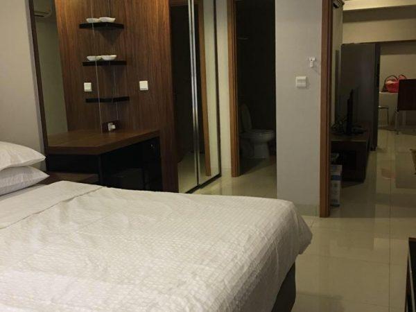 Apartemen The Mansion Kemayoran 1 BR 57m2 DG882