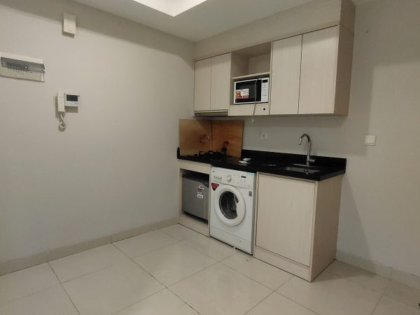 Apartemen The Mansion Kemayoran 1BR Semifurnish