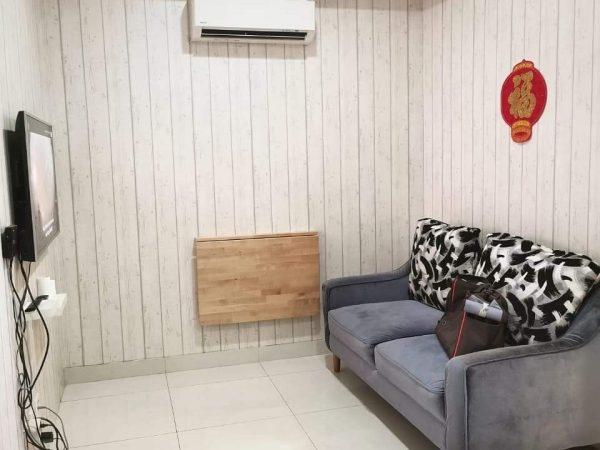 Apartemen The Mansion Kemayoran 2BR DG885
