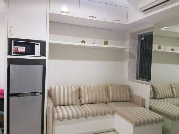 Apartemen The Mansion Dukuh Golf Kemayoran 2BR DG020