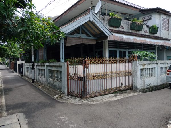Rumah Kavling DKI Pondok Kelapa 186m2