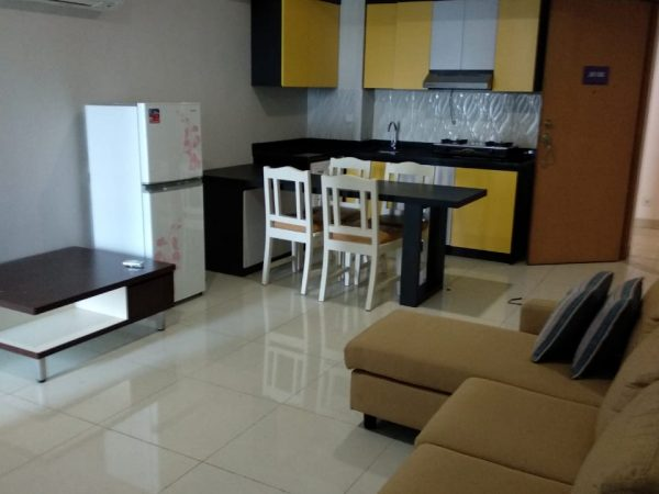 Apartemen The Mansion Kemayoran 2 Bedroom DG884