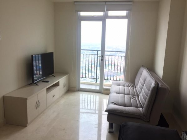 Apartemen Puri Orchard 2 Br disewakan Apj225