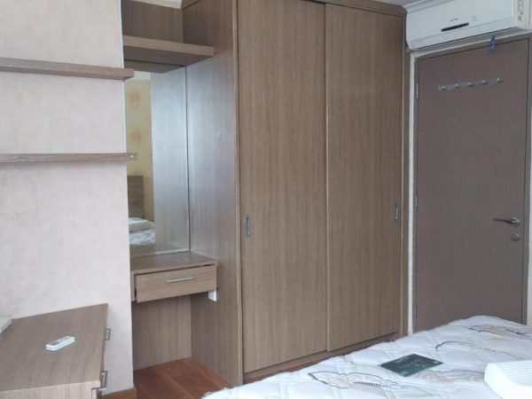 Apartemen Green Central City 1BR Fullfurnish Disewakan APJ228