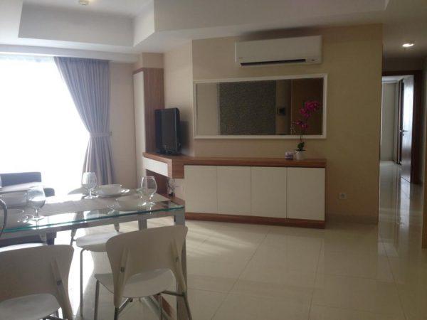 Apartemen The Mansion Kemayoran 2BR DG889