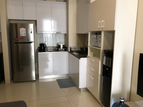 Condo Taman Anggrek Residences 1 BR Furnish TAR440