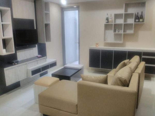 Dijual Apartemen The Mansion 2 Br Furnish Dg890