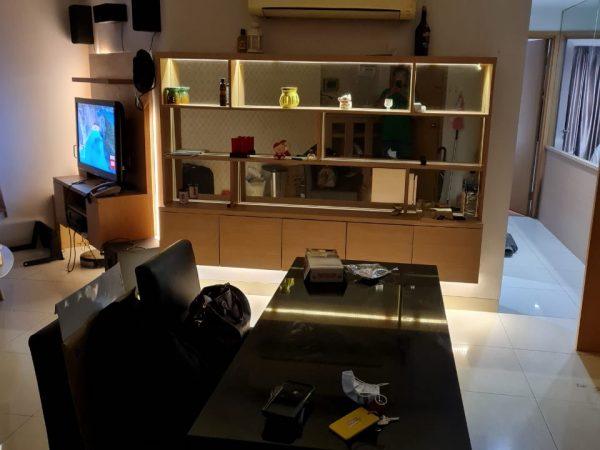 Apartemen The Mansion Dukuh Golf Kemayoran 2BR DG891