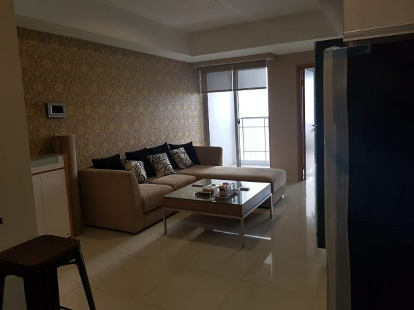 Apartemen The Mansion Kemayoran 1BR Fullfurnish DG895
