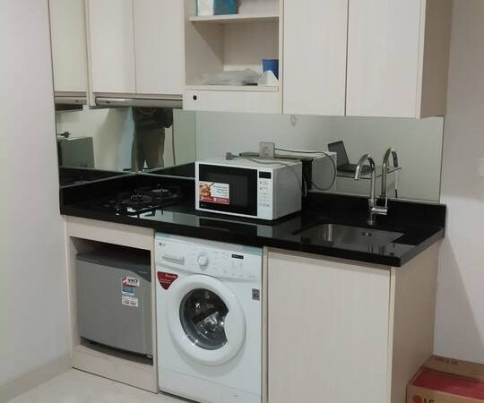 Jual Apartemen The Mansion 1 Br Furnish Dg-897