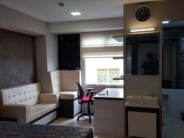 Apartemen Green Bay Pluit Gandeng 70m2 Full Furnish Gbp783