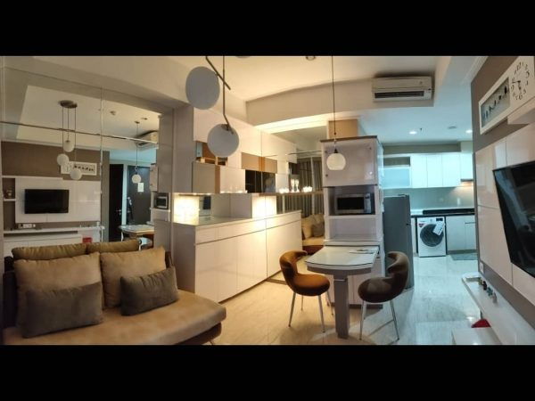 Sewa Apartemen Menteng Park 2 Br Full Furnish MP356