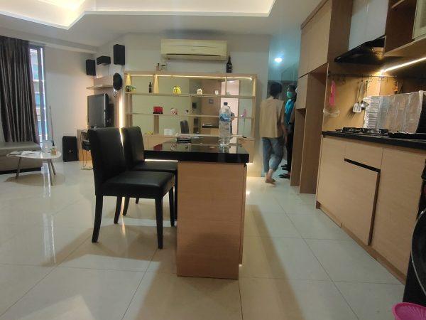Apartemen The Mansion Kemayoran 2BR DG891