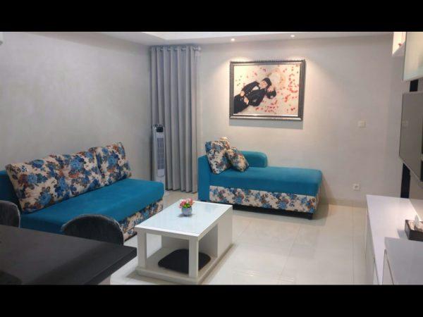 Disewakan Apartemen The Mansion Kemayoran 2 BR Full Furnish DG-276