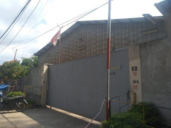 Gudang Bitung Jaya 800m2