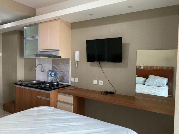 Apartemen Green Bay Tipe Studio Tahap 2 Gbp785