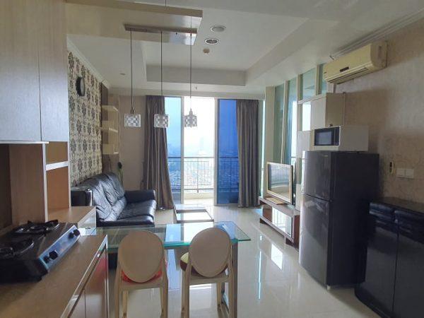 Apartemen Ancol Mansion Tipe Studio Fullfurnish AM185