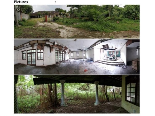 Dijual Rumah Tua di Kota Depok RMJ169