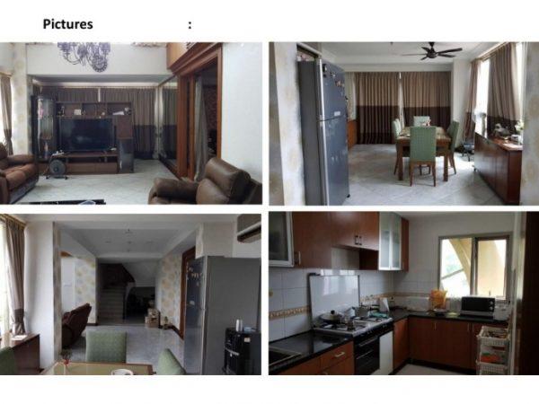 Dijual Apartemen Oasis Mitra Sarana 299m2 Furnish Apj261