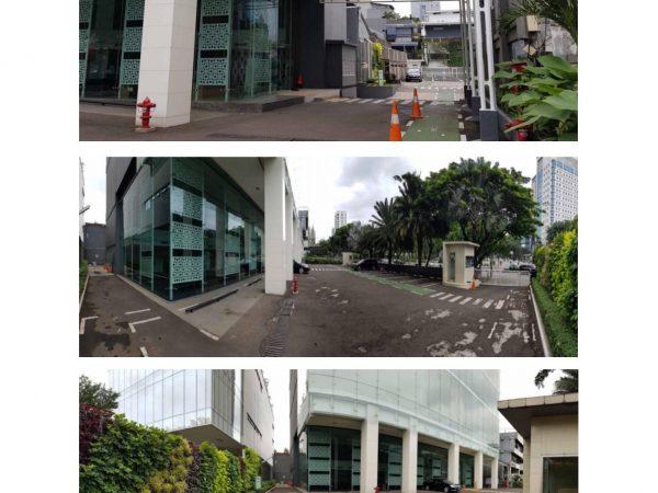 Jual Gedung di Kebon Sirih Jakarta Pusat 1911m2 Gj011