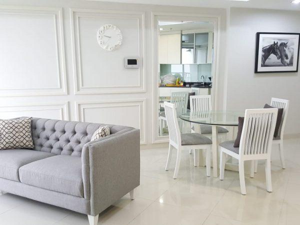 Apartemen The Mansion Kemayoran 2 BR Fullfurnish DG909
