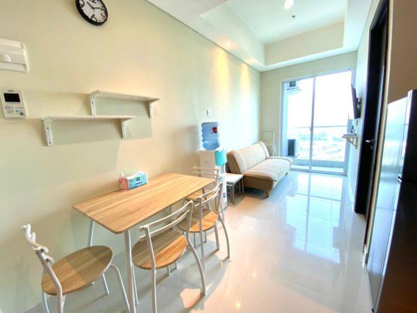 Apartemen Puri Mansion 1 BR Furnish PM433