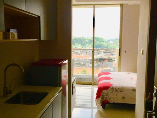 Disewakan Apartemen Taman Anggrek Residences tipe studio VT101