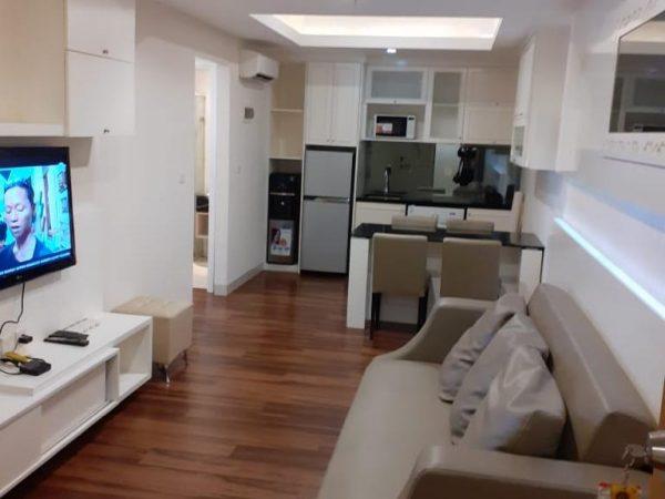 Sewa Apartemen Mansion kemayoran 3br DK-004