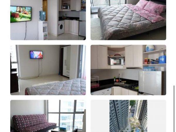 Disewa Apartemen Mansion Kemayoran 2BR DK-010