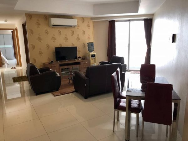 Dijual Apartemen The Mansion Kemayoran 2 Br Furnish DG 898