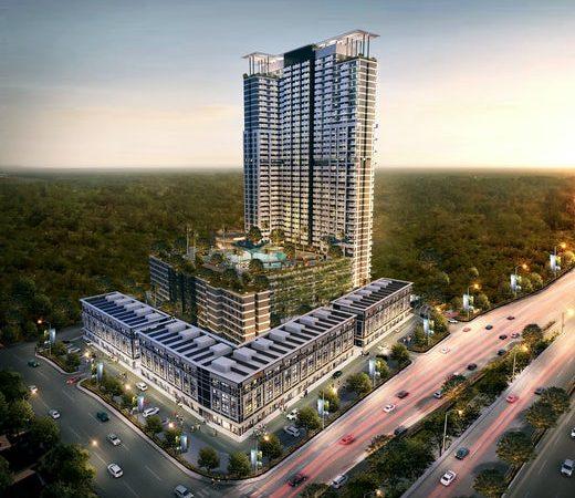 Jual Apartemen 1 Br Crest West Vista 42m2 Full Furnish ANAGL-ERW002