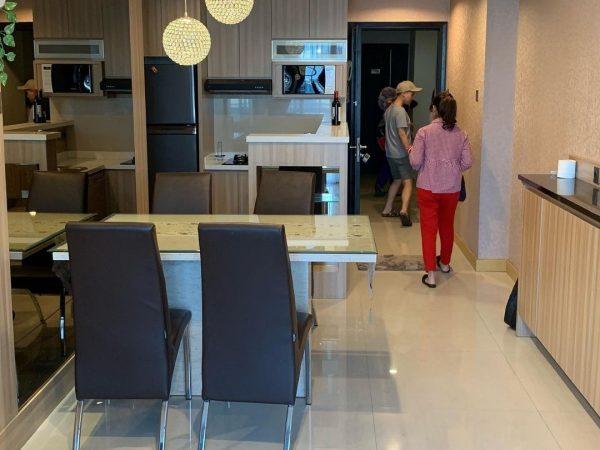 Apartemen CBD Pluit 90m2 Fullfurnish Apj266