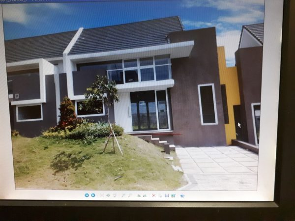 Disewakan Rumah di Sentul City 172m2 Rmj184