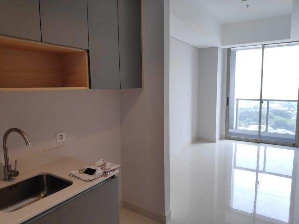 Jual Apartemen Taman Anggrek Residences tipe 2Br(50m2) VT123