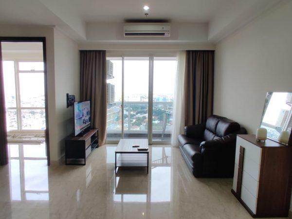 Disewakan Apartemen 3Br Menteng Park Full Furnish MP364