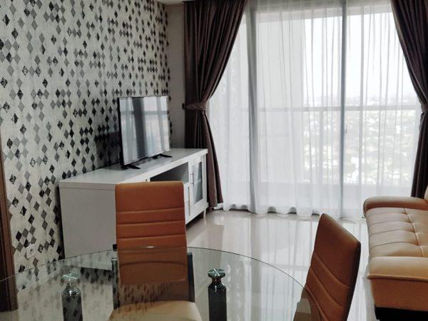 Apartemen Gold Coast 1 Bedroom View City Furnish GCP131