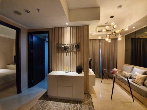 Apartemen Menteng Park 2BR Private Lift MP365
