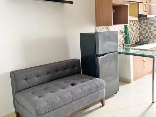 Apartemen Green Bay 2 BR 37m2 Gbp792