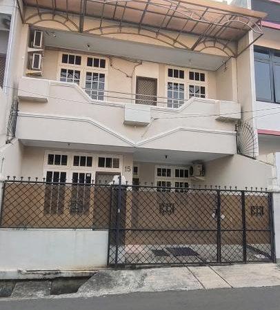 Rumah Tanjung Duren 3 Lantai 77m2 Rmj180