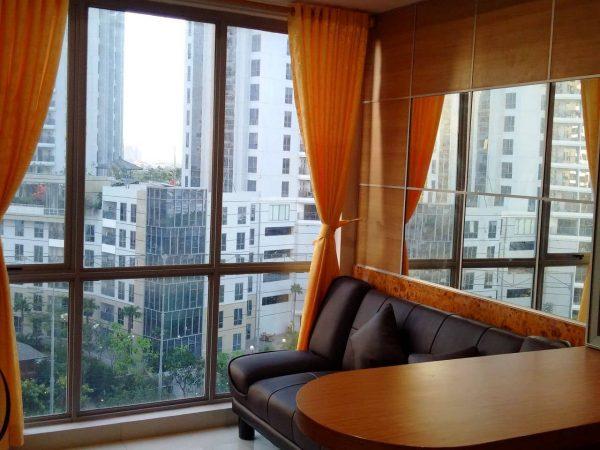 Disewakan Apartemen The Mansion Kemayoran 2Br Hoek Furnish Dg448