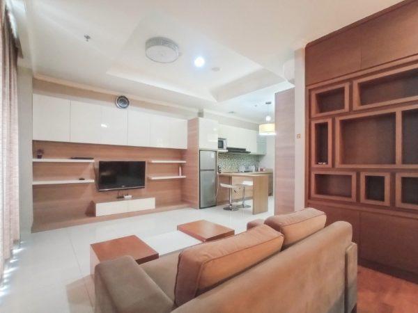Apartemen Ancol Mansion 1 BR Am183