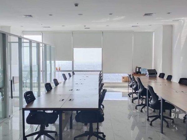 Office Soho Capital Neo Soho 136m2 Ofj017